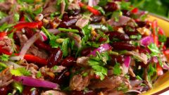 Как приготовить салат «Тбилиси»