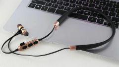 Как беспроводные наушники подключить к компьютеру с bluetooth