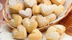 Как приготовить рассыпчатое печенье «Нежность»