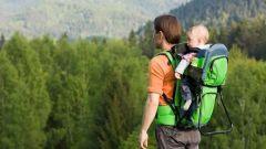 В поход с детьми до 3-х лет: особенности и сложности