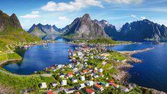 Норвегия: несколько основных фактов