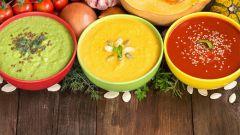Как приготовить вкусные овощные суп-пюре: два рецепта