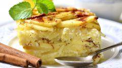 Как приготовить вкусную творожную запеканку с яблоком и цедрой мандарина