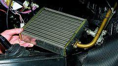Как выполнить ремонт печки салона автомобиля своими руками