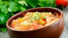 Зимние блюда из квашеной капусты