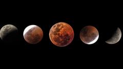 Как лунное затмение 10 января 2020 года повлияет на водные знаки Зодиака