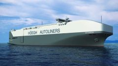 Как перевозят автомобили по морю