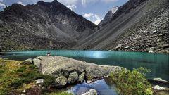 Дены-Дерь: озеро Горных Духов