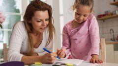 Как ребенку делать домашку, чтобы был результат