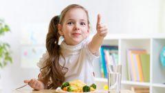 Что можно и нельзя есть детям