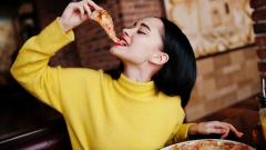 Что расскажет о человеке способ поедания пиццы