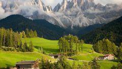 8 интересных фактов об Альпах