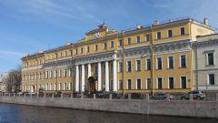 Достопримечательности России: Юсуповский дворец в Санкт-Петербурге
