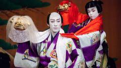 Японский народный театр кабуки: история появления, особенности