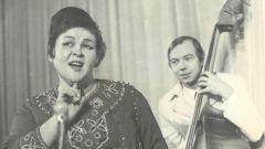 Коми-пермяцкая певица Екатерина Плотникова
