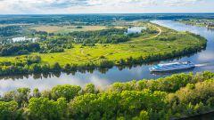 Река Волга: где протекает, длина, исток, устье и характер течения