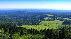 10 необычных природных мест России
