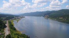 Река Енисей: где протекает, длина, исток, устье и характер течения