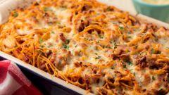 Как приготовить спагетти в духовке
