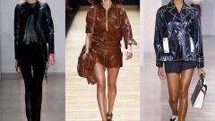Женская мода 2020: с чем носить кожаную куртку