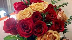 Роза: значения цвета и количества
