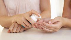 Как сделать антисептик для рук