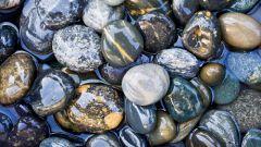 Речные камни: виды, свойства и применение