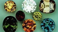 Фианит, циркон, цирконий: разница и общие свойства
