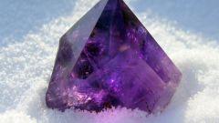 Камень аметист: магические и лечебные свойства