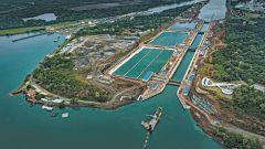Панамский канал: где находится, как строили, длина, ширина и глубина