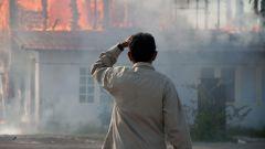 7 правил, которые спасут вам жизнь при пожаре