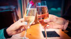 Как отличить шампанское от игристого вина