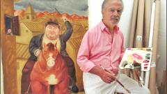 Фернандо Ботеро: биография, творчество, известные картины