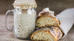 Как вырастить ржаную закваску для домашнего хлеба