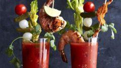 История коктейля Bloody Mary