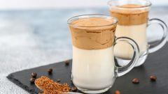 Кофейный тренд: готовим дальгона-кофе