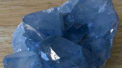 Камень целестин: свойства и сферы использования