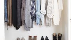 Как разобрать гардероб легко и надолго