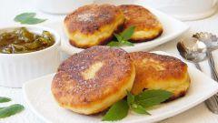 Как приготовить сырники быстро и без муки