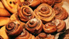 Как приготовить булочки с начинкой