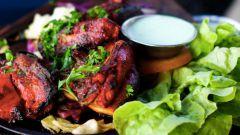Как приготовить цыплёнка по-индийски