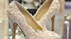 Как правильно подобрать невесте обувь на свадьбу