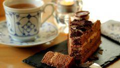 Как приготовить выпечку с шоколадом