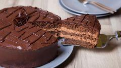Как приготовить торт «Прага» в домашних условиях