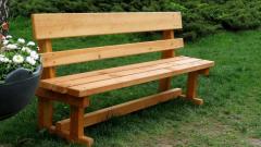 Как просто сделать скамейку? Берем и делаем!