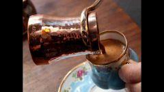 Как сварить ароматный кофе в турке