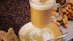 Как приготовить кофе с халвой