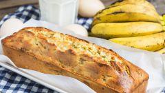 Как приготовить банановый хлеб