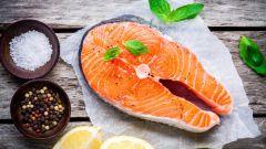 Как посолить красную рыбу сухого посола