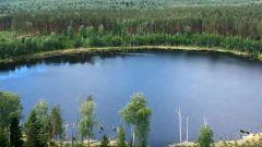 Загадочные места России: озеро Смердячье